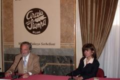 Конференция у Чирколо делла Стампа, Милан (1998)