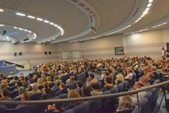 Выступление с речью в Национальном Исследовательском Центре (НИЦ)