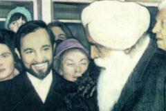 С Сант Кирпал Сингхом, Президентом Всемирного Братства Религии