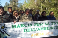 MARCH FOR THE PROTECTION OF THE ENVIRONMENT 2012