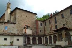 Сарджьяно: Терраса Святого Франциска