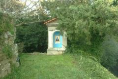Лес Сарджьяно: Маленькое Сооружение посвященное Марии Аддолората